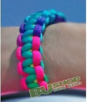 Браслет кобра Rainbow