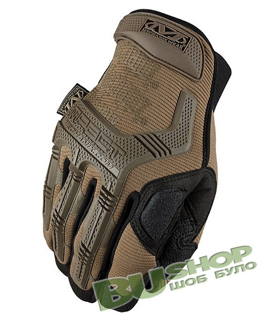 Перчатки Mechanix M-PACT COVERT Coyote